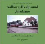 Image of   Aalborg-hvalpsund Jernbane - Poul Thor Hansen - Bog