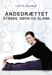 åndedrættet - stress, søvn og slank - bog