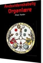 åndsvidenskabelig organlære - bog