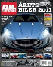årets biler 2011 - bog