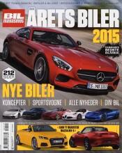 årets biler 2015 - bog