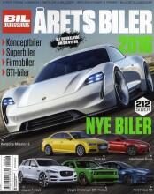 årets biler 2016 - bog