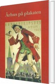 århus på plakaten - bog