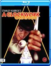a clockwork orange - Blu-Ray