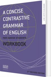a concise contrastive grammar of english - workbook - bog
