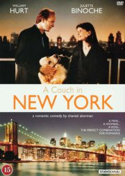 a couch in new york - DVD