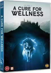 a cure for wellness - DVD