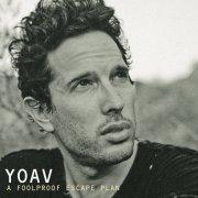 yoav - a foolproof escape plan - cd