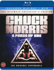a force of one - Blu-Ray