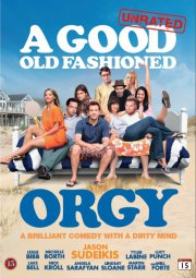 a good old fashioned orgy - DVD