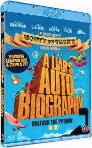 a liar's autobiography - monty python - 3D Blu-Ray