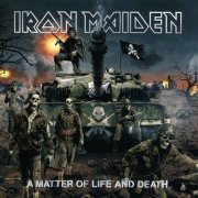 iron maiden - a matter of life and death - cd