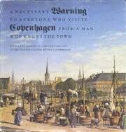 Image of   A Necessary Warning To Everyone Who Visits Copenhagen - Julius Strandberg - Bog