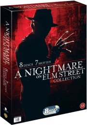 a nightmare on elm street 1-7 - collection - DVD