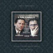 ennio morricone - a pure formality - Vinyl / LP