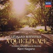leonard bernstein - a quiet place - cd