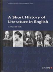 a short history of literature in english - a handbook - bog