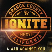 ignite - a war against you - Vinyl / LP