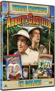 abbot and costello in africa screams - DVD