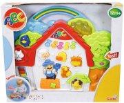 abc legetøjsbondegård til baby med lys og lyd - 31 cm - Babylegetøj