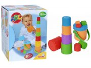 abc stabeltårn til baby / puttekasse - Babylegetøj