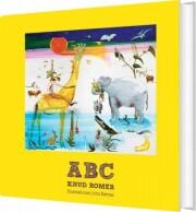 abc, knud romer - bog