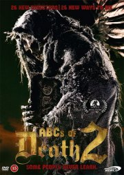 abcs of death 2 - DVD