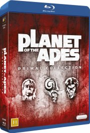abernes planet / planet of the apes primal collection box - Blu-Ray