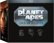 abernes planet box / planet of the apes box - 1-7 - Blu-Ray