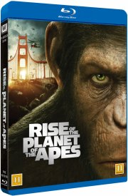 rise of the planet of the apes / abernes planet oprindelsen - 2011 - Blu-Ray