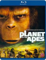 planet of the apes / abernes planet - 1968 - Blu-Ray