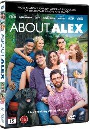 about alex - DVD