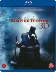 abraham lincoln: the vampire hunter - 3D Blu-Ray