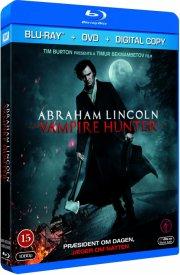 abraham lincoln vampire hunter  - BLU-RAY+DVD