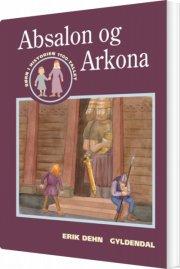 absalon og arkona - bog