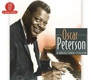 oscar peterson - absolutely essential - cd