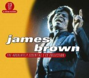 james brown - absolutely essential - cd