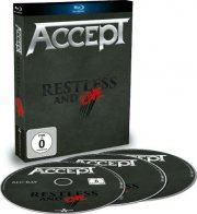 accept restless and live -  - Blu-ray+Cd
