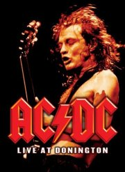 ac dc - live at donington - DVD