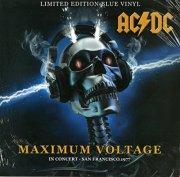 ac dc - maximum voltage - in concert - san francisco '77 - Vinyl / LP