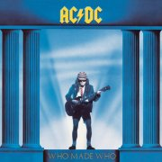 ac/dc - who made who [remastered] - cd