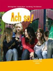 ach so! teil 2b, sampak, schülerbuch + portfolio - bog
