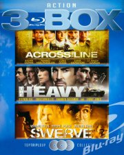 across the line // the heavy // swerve - Blu-Ray