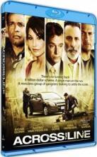 across the line - Blu-Ray