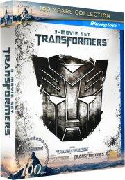transformers 1 // 2 // 3 - Blu-Ray