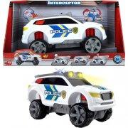 legetøjs politibil med lyd og lys - 30 cm - Køretøjer Og Fly