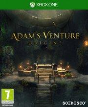 adam's venture: origins - xbox one