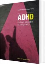 adhd - livslange perspektiver og særlige behov - bog