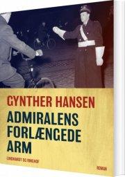 admiralens forlængede arm - bog