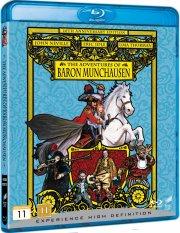 baron munchausen - Blu-Ray